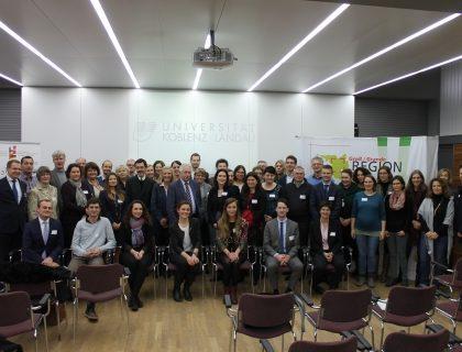 Treffen der Arbeitsgremien von Oberrheinkonferenz und Grossregion