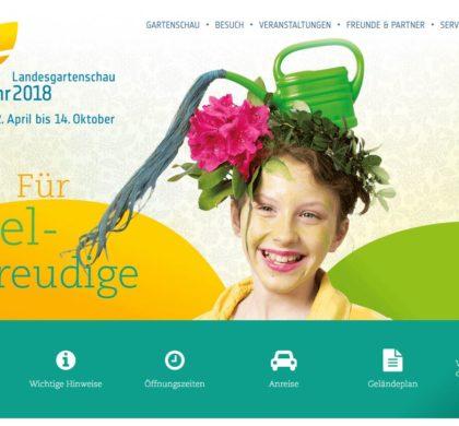 Exposition Régionale d'Horticulture 2018