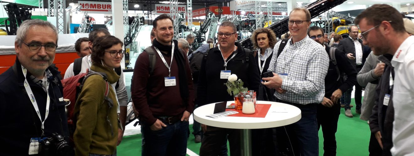 Agritechnica-stand Rauch
